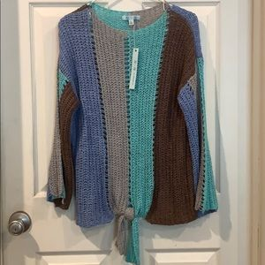 NWT Women's L Sweater